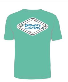 Brewer's Lantern Youth Up the Creek Tee