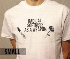 radical softness shirt  SIZE SMALL by staysoft on Etsy