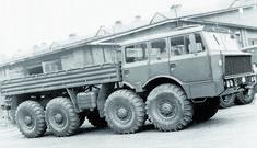 Tatra T813 8x8 (1963) prototyp