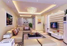 Simple Ceiling Design Ideas For Living Room Impressive Living Room Ceiling Designs You Need To See Tv Awesome Ceiling Living Room Designs Ceiling Design Living Latest 35 Living Room Interior Designs Simple Ceiling Design, House Ceiling Design, Ceiling Design Living Room, Home Ceiling, Living Room Lighting, Ceiling Lights, Plaster Ceiling Design, Room Lights, Lights For Living Room