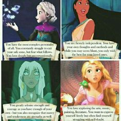 Me in a nutshell. #infj and #disney | My life experiences ...