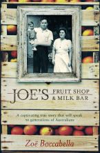Joe's Fruit Shop & Milk Bar - Zoe Boccabella - Paperback
