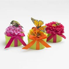 Beau-coup.com's Habitat Collection Flower Seeds: a lovely gift for a Ladies' Luncheon or Bridal Shower...