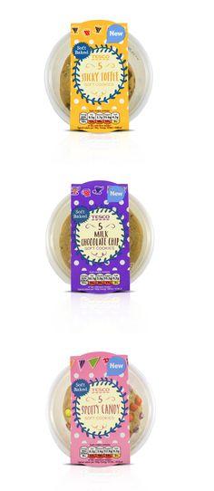 Pemberton & Whitefoord (P&W) – London NW1, UK | Tesco Soft Cookies