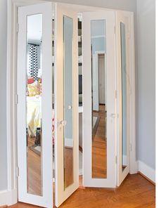 bi fold doors closet