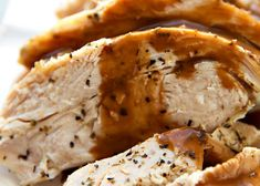 How To Make Super-Moist Turkey Breast Without Fussing Around With Constant Basting Slow Cooker Recipes, Crockpot Recipes, Quick Recipes, Cooking Recipes, Turkey Breast In Crockpot Recipe, Moist Turkey, Cooking Turkey, Turkey Recipes, Safe Food