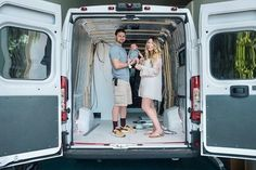 10 Changes We Made to Our Sprinter Van Conversion — 40 Hours of Freedom - Sara & Alex James Van Conversion Plumbing, Van Conversion Bathroom, Conversion Van, Sprinter Van Conversion, Van Conversion For Family, Small Farmhouse Sink, Pressure Pump, Best Insulation, Have A Shower
