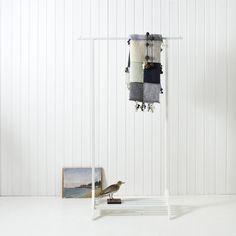 Great stylish clothes rail in Scandi Style by Oliver