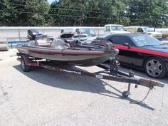 1998 RANGE ROVER BOAT W/TRL with VIN: RNG1L651D888