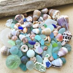 past few weeks' treasures #beachfinds #maui #hawaii