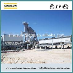 MAP800 mobile asphalt mixing plant price 64TPH