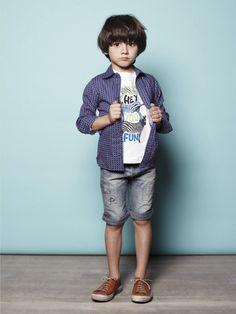 Love this look for boys #kidsfashion #tinystyle