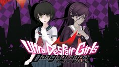 Danganronpa Another Episode: Ultra Despair Girls coming to the PS4 - Glitch Cat
