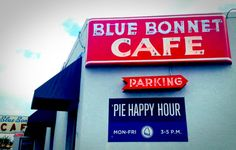 Pie Happy Hour  Marble Falls, TX