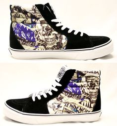 2a09f5fa7579df Vans and Iron Maiden partner for Iron Maiden shoes