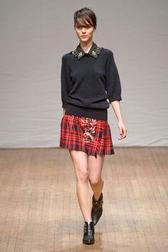 Clements Ribeiro Fall 2013 RTW Collection - Fashion on TheCut