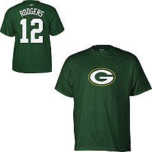 Cheap NFL Jerseys Outlet - NEW Mens Majestic Aaron Rodgers Green Bay Packers Big & Tall Green ...