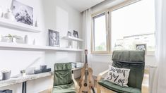 There is space for selfexpression and creativity - a musicroom for the whole family after renovation. Timber Windows, Entryway Bench, Restoration, Creativity, Inspiration, Space, Blog, Furniture, Home Decor