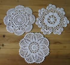 mini doily crochet pattern - Pesquisa do Google