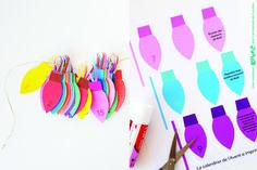"""DIY : Calendrier de l'Avent """"Bienveillant""""   Bubble – comprendre et surprendre nos enfants"""