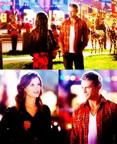Hart of Dixie Zoe & Wade