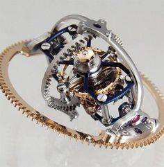 home - The Enigma of Multi-Axis Tourbillons