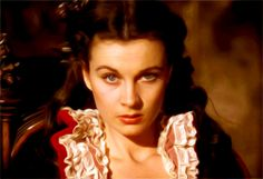 "Vivien Leigh in ""Gone With the Wind"" 1939"