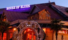 House of Blues Downtown Disney West side