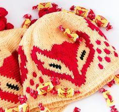 Virkkaa tai neulo iki-ihana Kettukarkki-pipo | Neulevinkit | Harrastukset | Pirkka Animal Crafts, Crochet Hats, Crochet Clothes, Projects To Try, Winter Hats, Beanie, Knitting, Pattern, How To Make