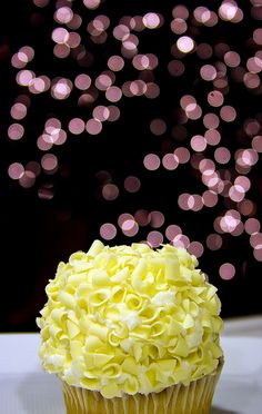 December 4th Birthday Cupcake by butsugiri, via Flickr