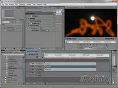 The Write-on Effect with the look like using light painting in Adobe Premiere Pro - YouTube