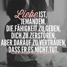 Liebe Girly Quotes, Some Quotes, What Is Love, Just Love, Funny Messages, Morning Motivation, Love Words, Love Life, Quotations
