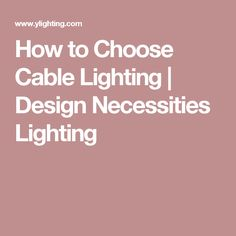 choose cable lighting. Buy Cable Track Lighting - Google Search | Pinterest Lights, Interiors And Green Rooms Choose S