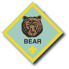 Bear Cub Scout Requirements- everything listed out instead of flipping through the book