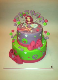 Mia and me/ mia i ja https://www.facebook.com/saga.cakes