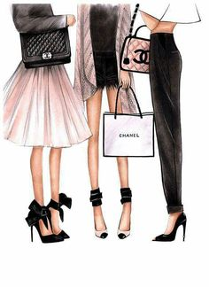 Chanel and Tiffany's