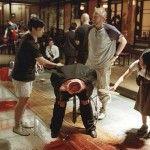 10 Gory Behind The Scenes Shots From Kill Bill