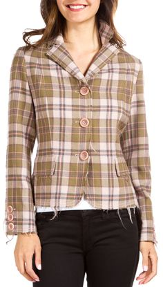 Moschino Cheap & Chic Jacket @SHOP-HERS