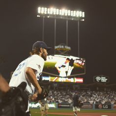 Dodgers 1st playoff game against The NY Mets. Final score; NY-3, LA-1. We'll get them tomorrow. Oct. 9, 2015.
