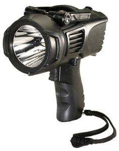 Streamlight 44902 Waypoint Spotlight with 12V DC Power Cord, Black $56.52
