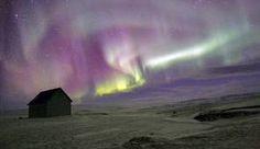 Iceland - Auroras