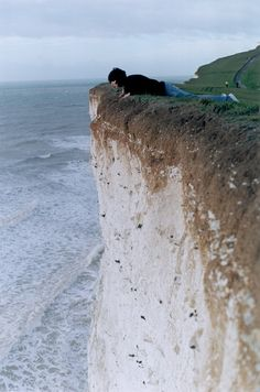 Holy insane.  I'd probably still do it, though, just cause I like to scare myself. (wolfgang tillmans)