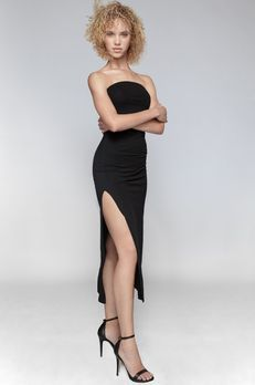 Originale Sedcardshooting farbig - Germany's next Topmodel 2016