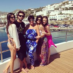 The Kardashians enjoyed a vacation in Greece in part due to a vacation package offered by the Hellenic-American Chamber of Tourism. The package was offered to garner publicity for tourism in Greece via the Kardashian's reality TV show.