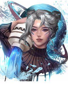 Zodiac Art, Anime Zodiac, Sign Art, Art Girl, Astrology Art, Galaxy Art, Realistic Art, Art, Digital Art Girl