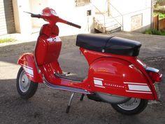 vespa rally 200 prodotta dal 1972 al 1979 era derivata dalla 180 rally ...