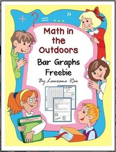 """FREE LESSON - """"Bar Graphs Freebie"""" - Go to The Best of Teacher Entrepreneurs for this and hundreds of free lessons. 2nd - 5th Grade #FreeLesson #Math http://www.thebestofteacherentrepreneurs.net/2015/08/free-math-lesson-bar-graphs-freebie.html"""