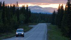 Autofahren in Schweden