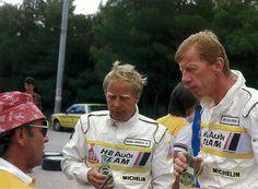 Hannu Mikkola & Walter Röhrl