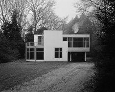Villa Hildebrandt | 1933 | Blaricum, the Netherlands | Gerrit Rietveld